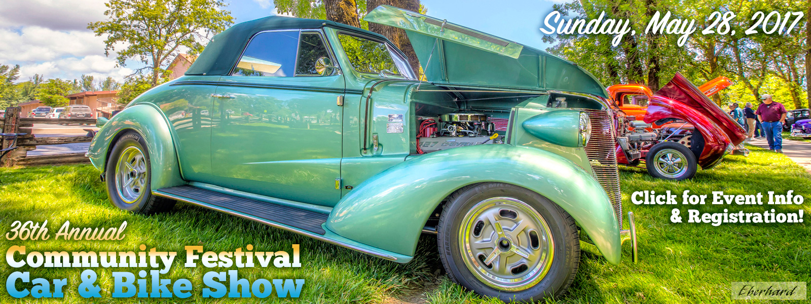 36th Annual Community Festival - Car & Bike Show